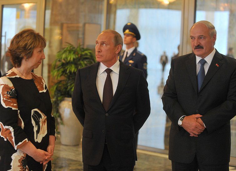 """A picture is worth 1000 words. The EU's Catherine Ashton gets the """"oh boy"""" look - European External Action Service"""