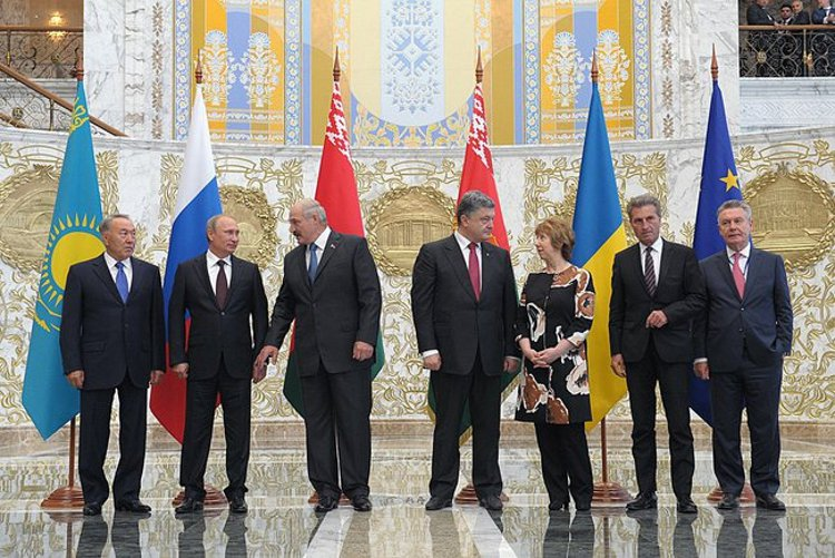 Putin body language