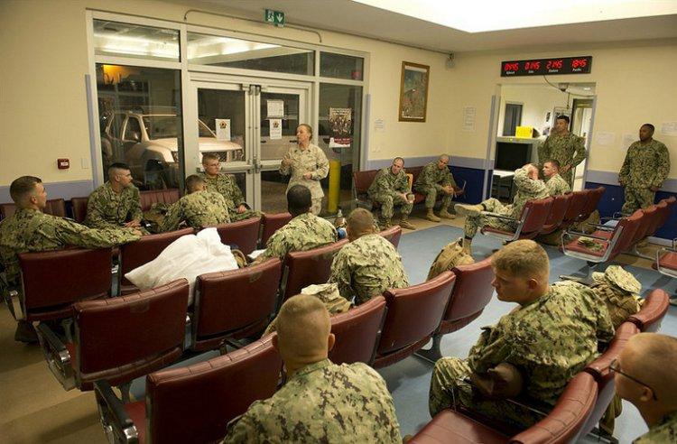 US Army Africa battles Ebola