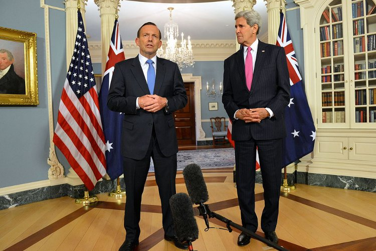 Abbott and Kerry