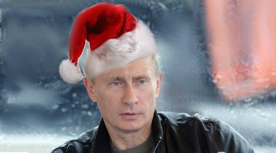Putin Claus
