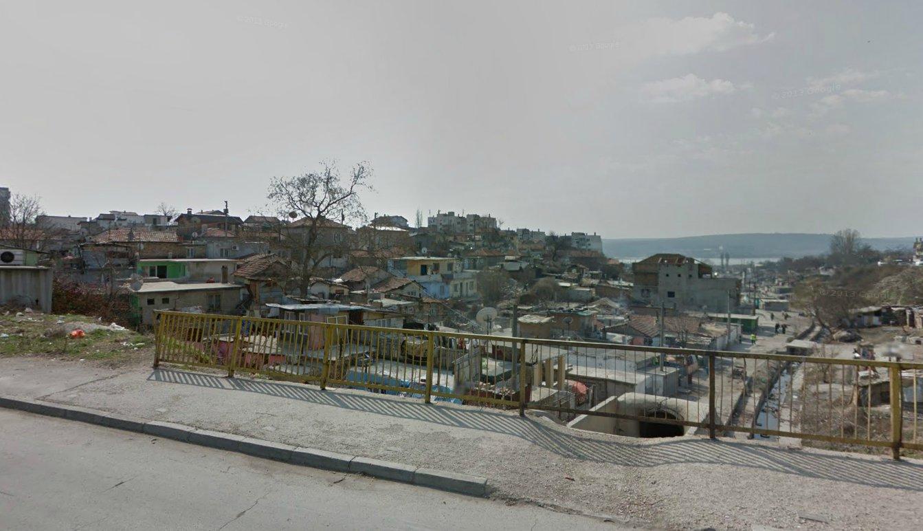 Varna slums