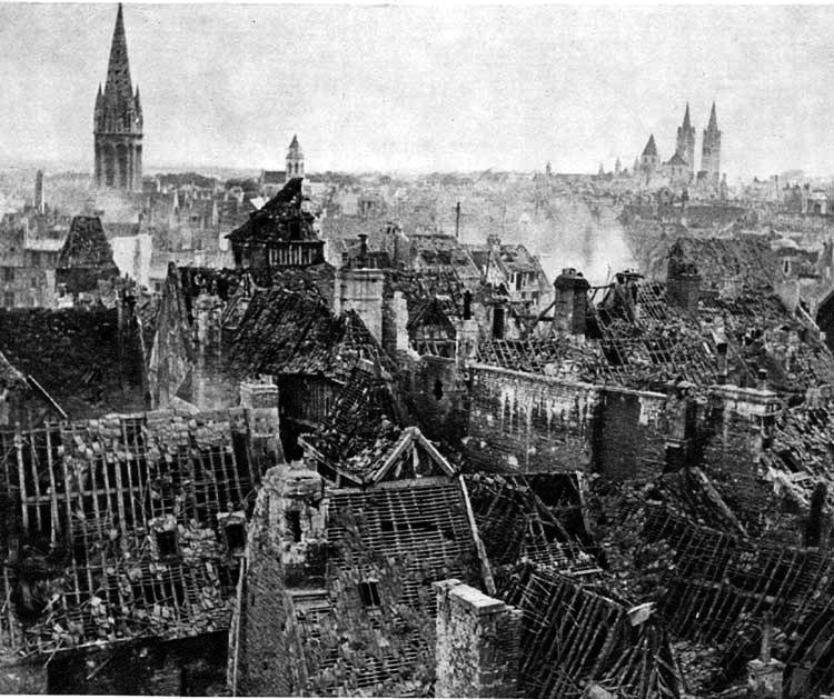 France ruins