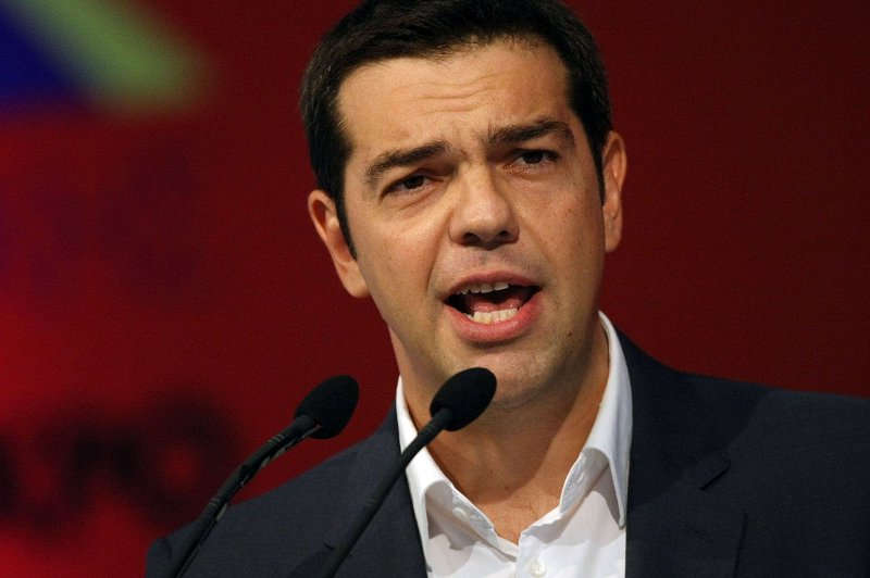 Greece PM front runner Alexis Tsipras