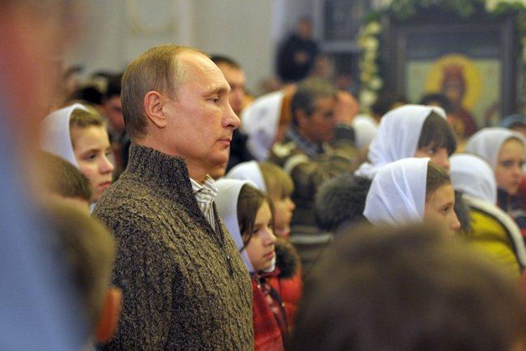Putin Christmas
