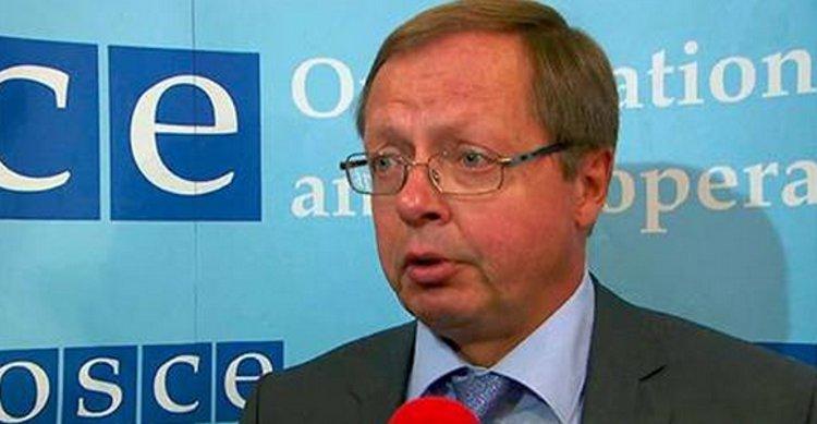 Russian OSCE Ambassador Andrei Kelin