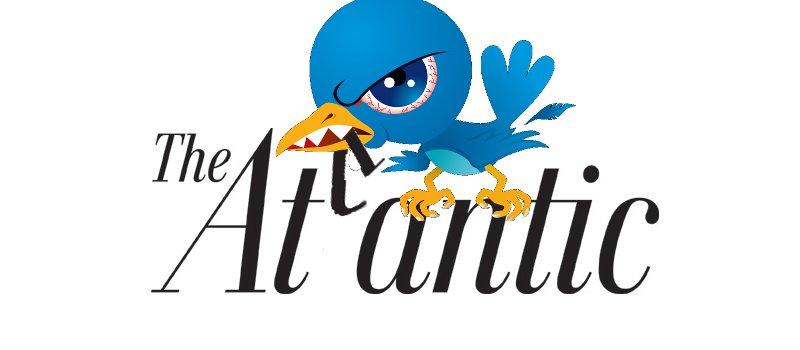 Twitter hates The Atlantic