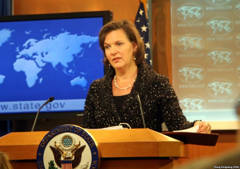 Assistant Secretary of State for Europe  Victoria Nuland
