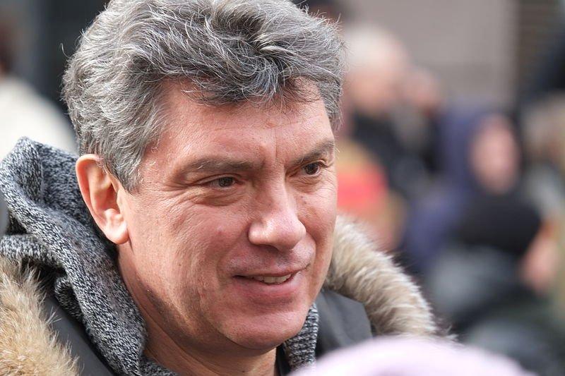 Boris Nemtsov courtesy lya Voyager