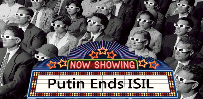 Russia televises ISIL's end