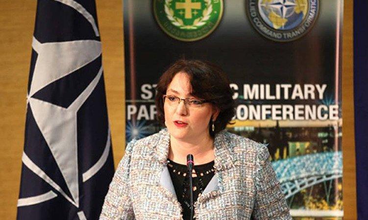 Tina Khidasheli