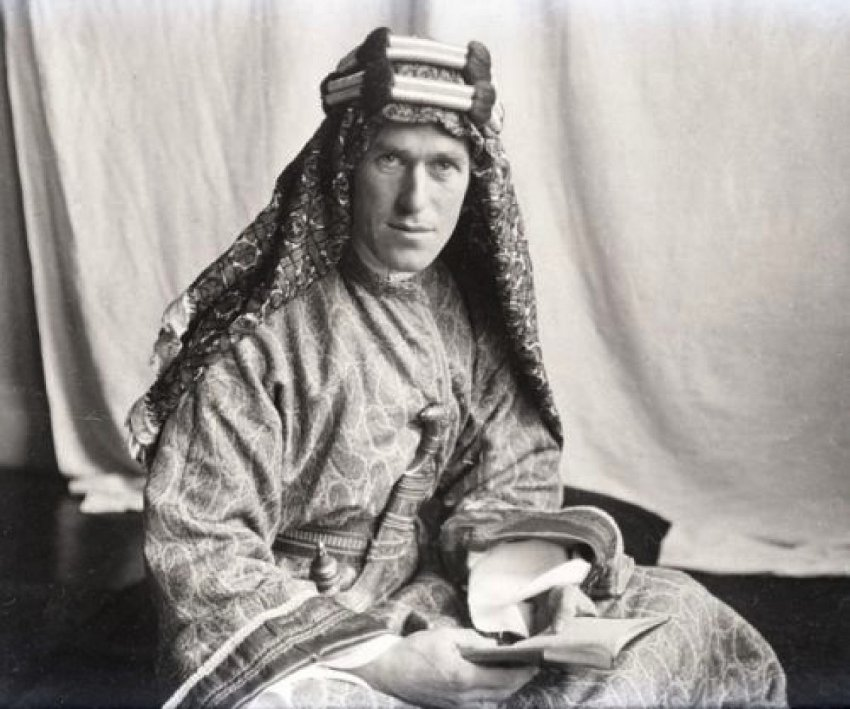 T.E, Lawrence - Lawrence of Arabia
