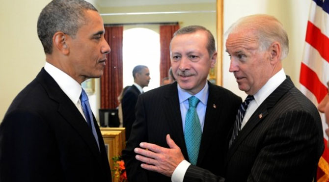 Obama, Erdoğan and Biden