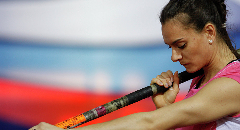Pole Vaulting's most capable champion, Yelena Isinbayeva has defended clean Russian athletes before the Rio Olympics
