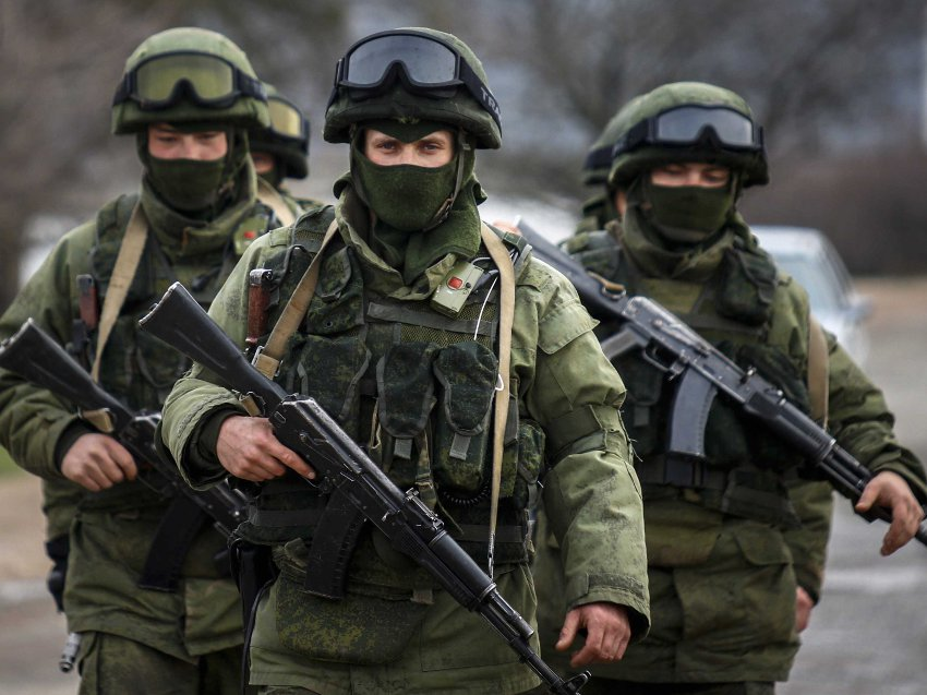 Washington expected Putin to divulge Spetsnaz special forces units when Kiev was set ablaze by the CIA