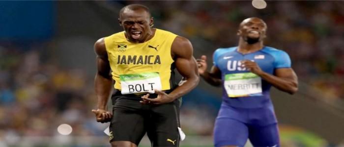 Usain Bolt the Fleetest Messenger