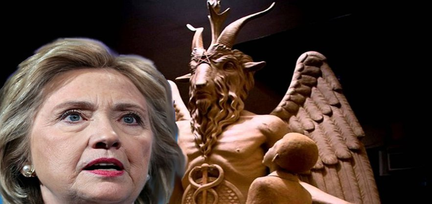 Clinton and the Anti-Christ