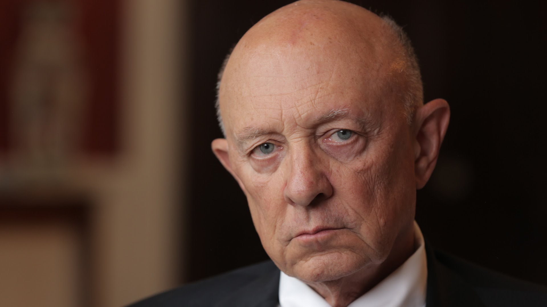 Former director of the U.S. Central Intelligence Agency James Woolsey.