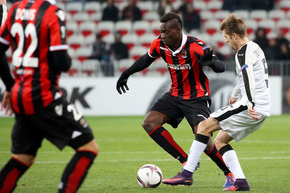 Courtesy OGC Nice