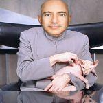 Dr. Evil Bezos
