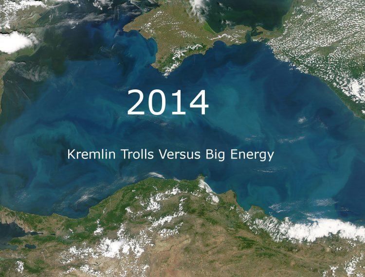 Kremlin trolls