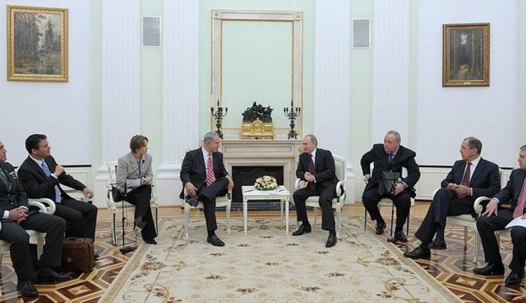 Putin adn Netanyahu