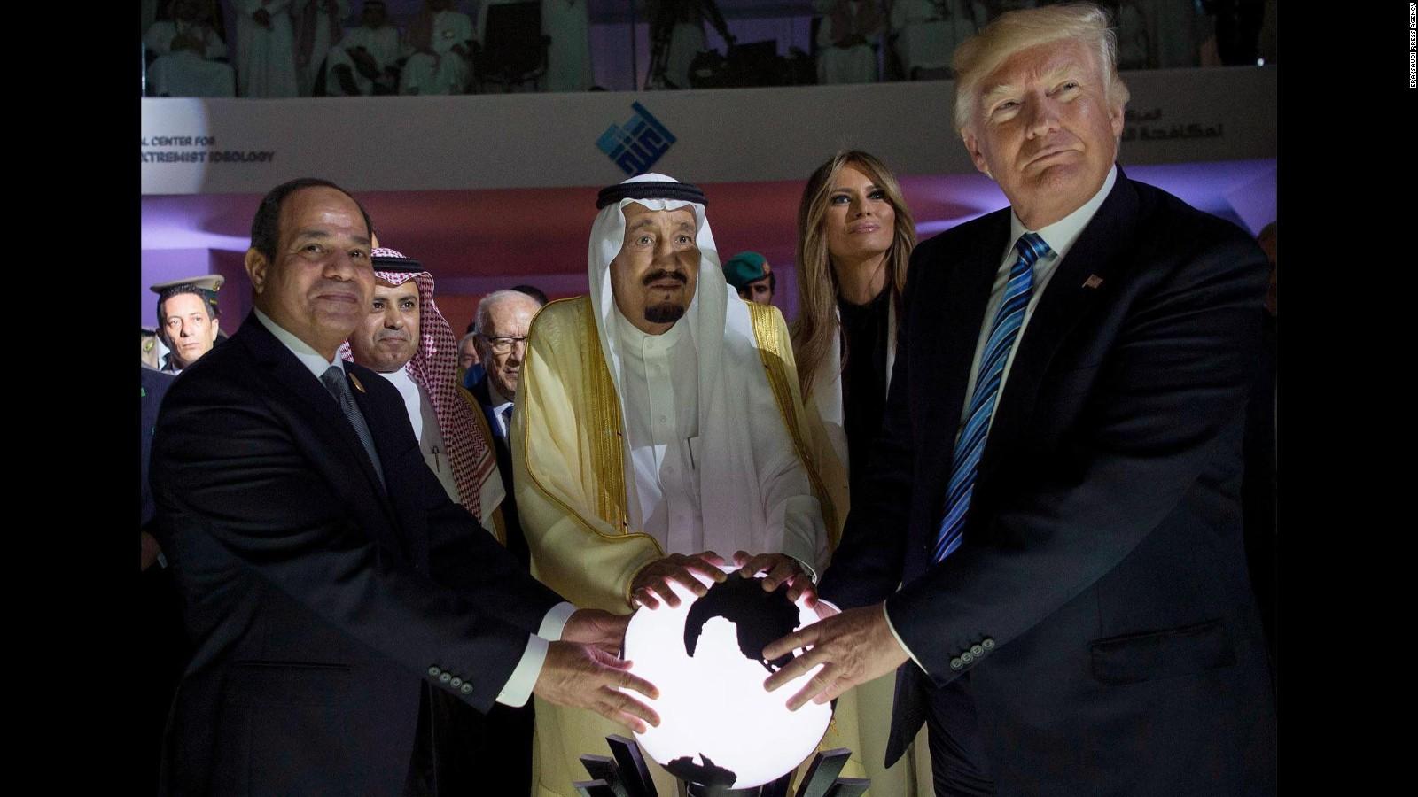 Trump weird